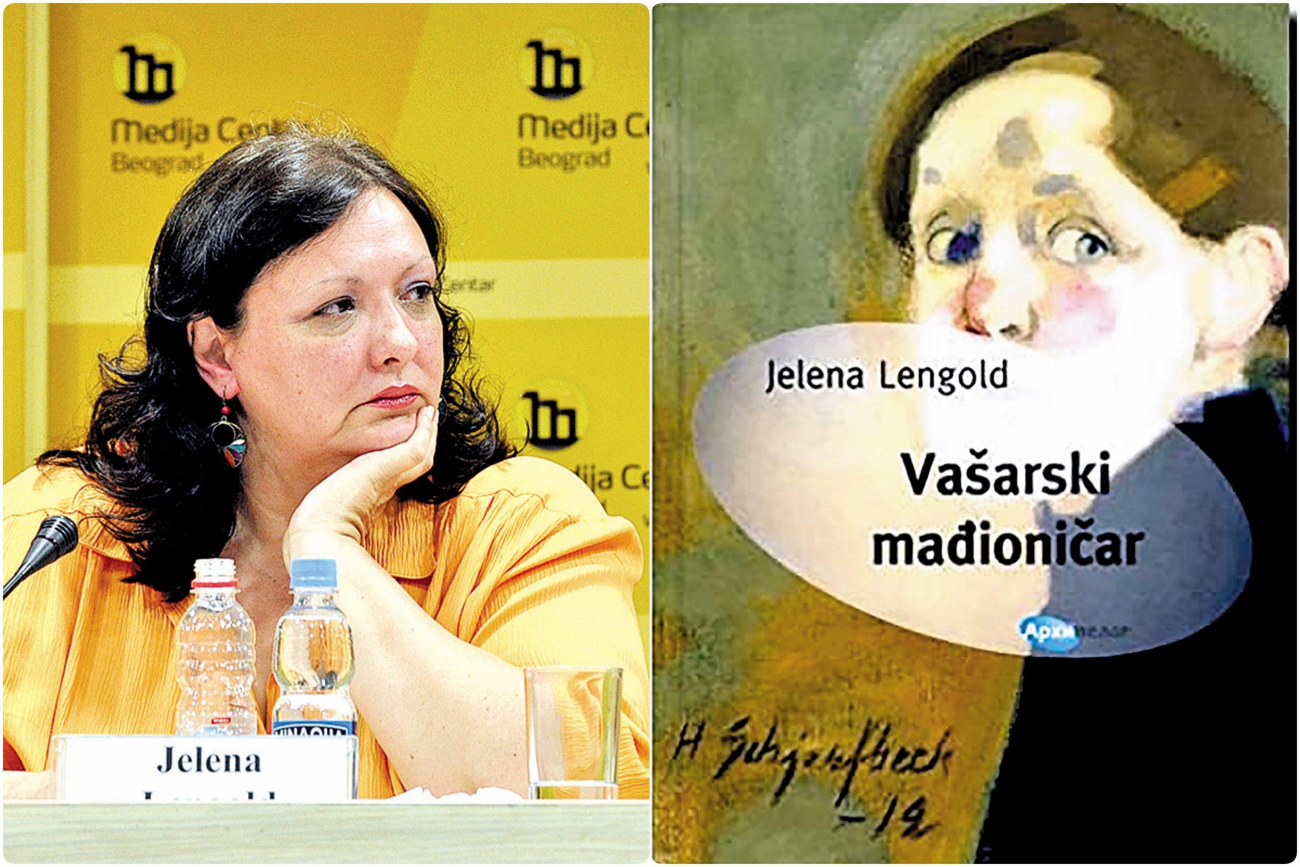 Jelena Lengold Vasarski madjionicar