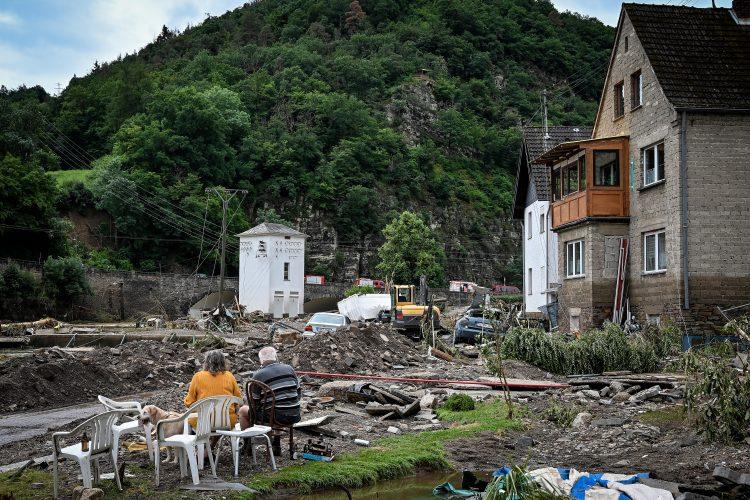 Nemačka, poplave, poplava, nevreme, kiša