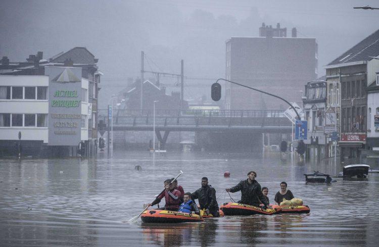 Poplava Belgija