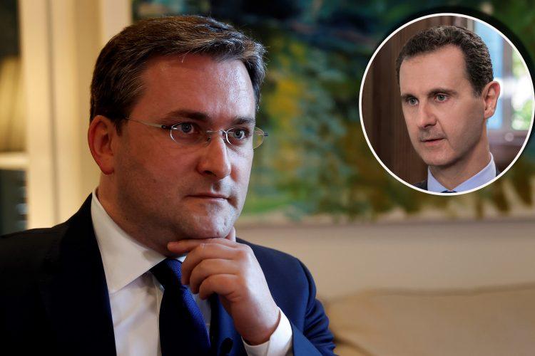 Nikola Selakovic Basar el Asad