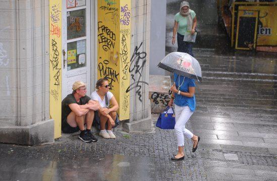 Beograd kiša