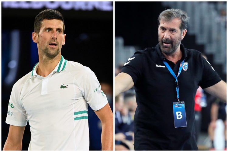 Novak Đoković, Novak Djoković Veselin Vujović