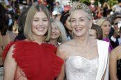 Rosamund Pike i Sharon Stone, Kan, filmski festival u Kanu