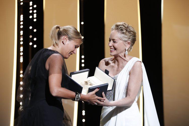 Julia Ducournau i Sharon Stone Kan, filmski festival u Kanu, dobitnici nagrada, nagrade