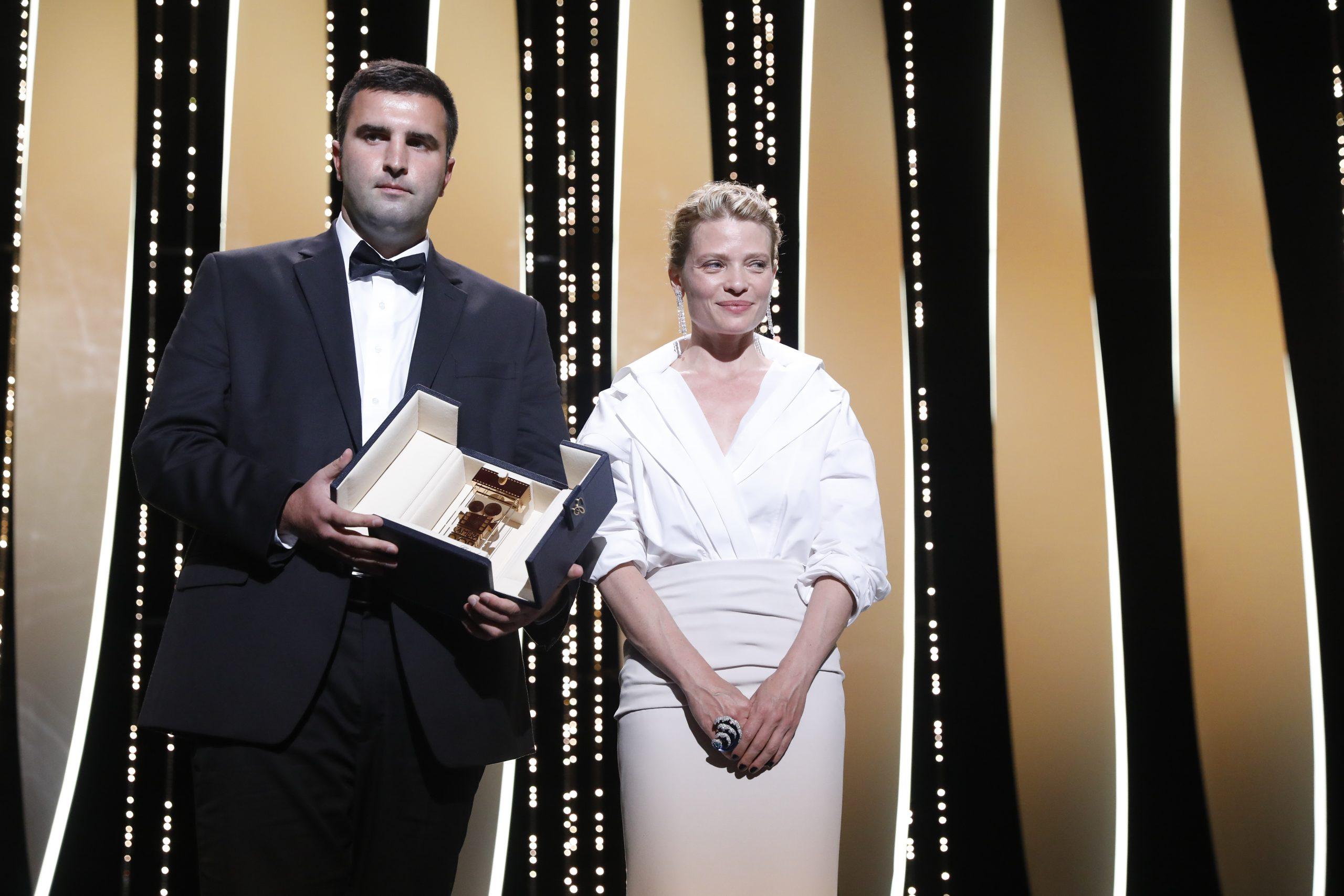 Frank Graziano i Melanie Thierry Kan, filmski festival u Kanu, dobitnici nagrada, nagrade
