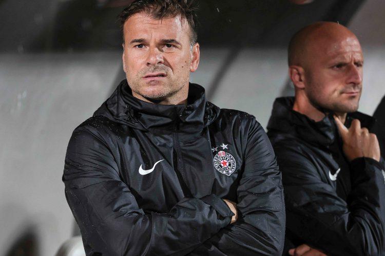 Milorad Vučelić Proleter Partizan Novi Sad