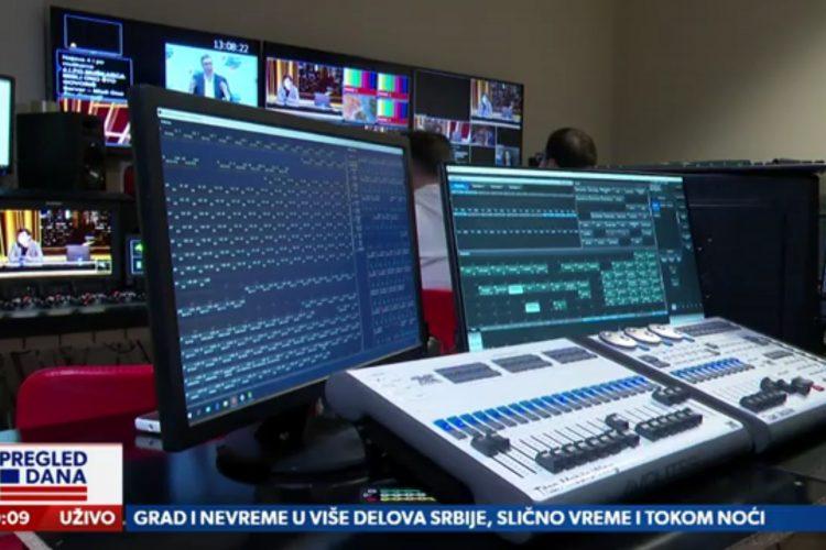 Televizije, Nacionalne televizijske frekvencije, javno dobro u sigurnim rukama, prilog, emisija Pregled dana