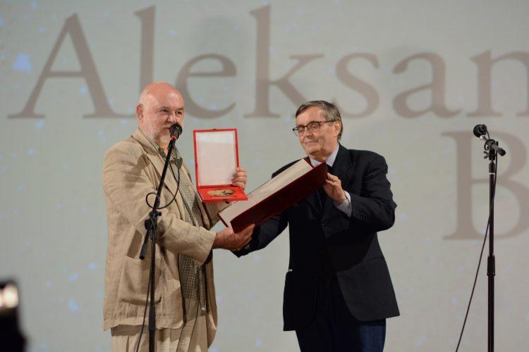 Aleksandar Berček i Radoslav Zelenović