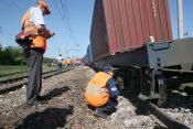 Rusija, teretni voz, nesreća