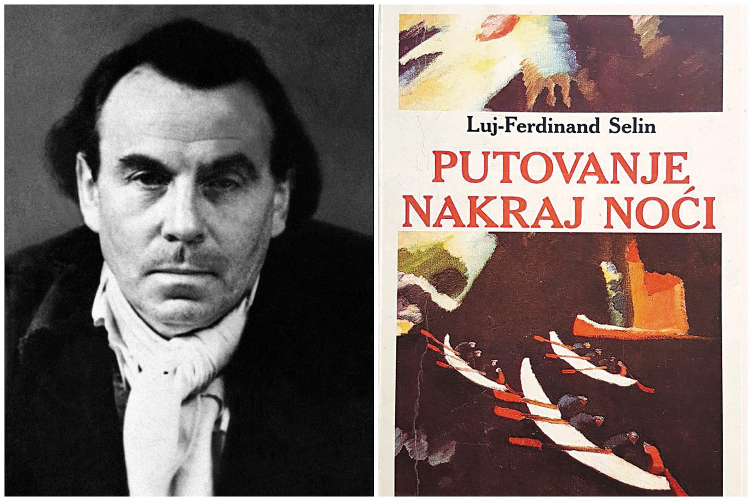 Luj Ferdinand Selin, Putovanje nakraj noći