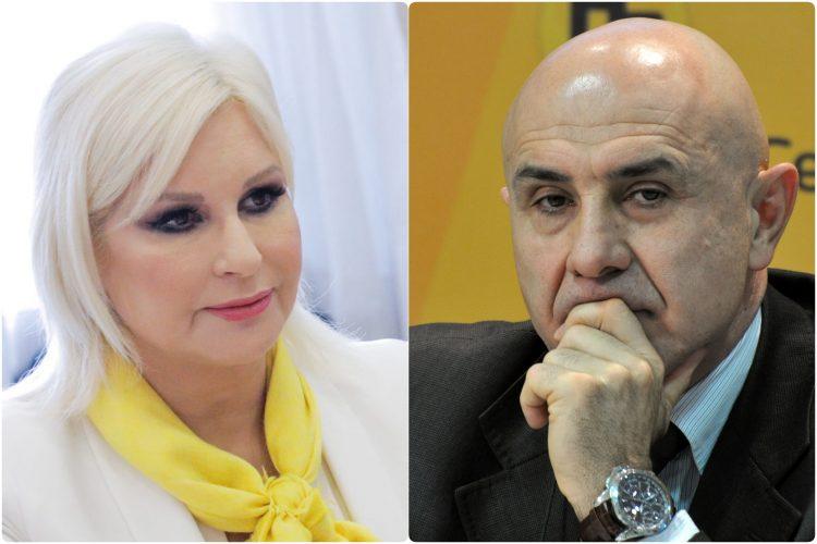 Zorana Mihajlovic i Dragoslav Sumarac