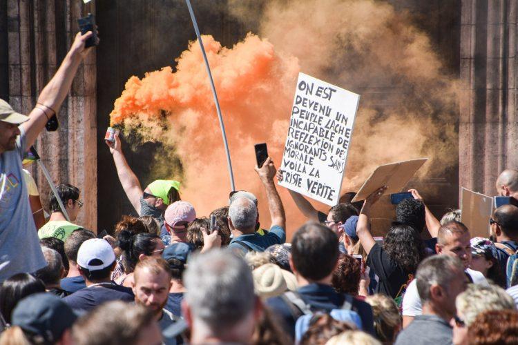 Francuska protest