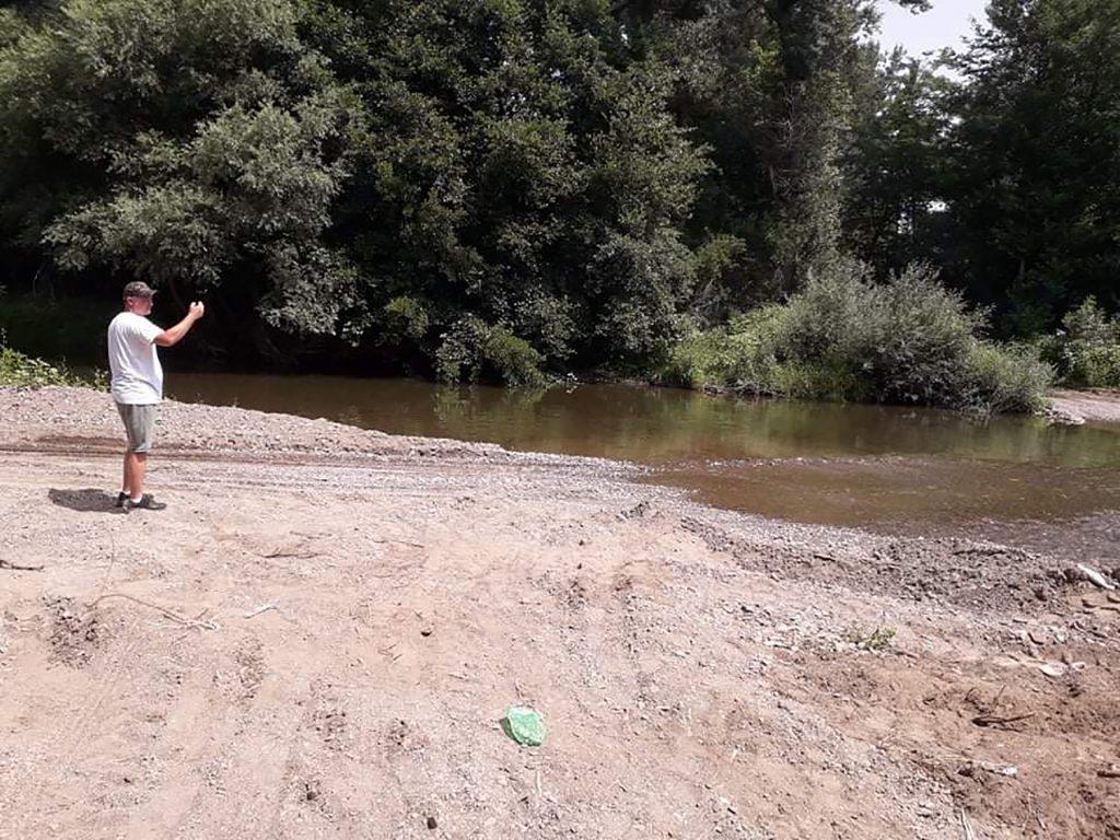 Reka Toplica ekologija