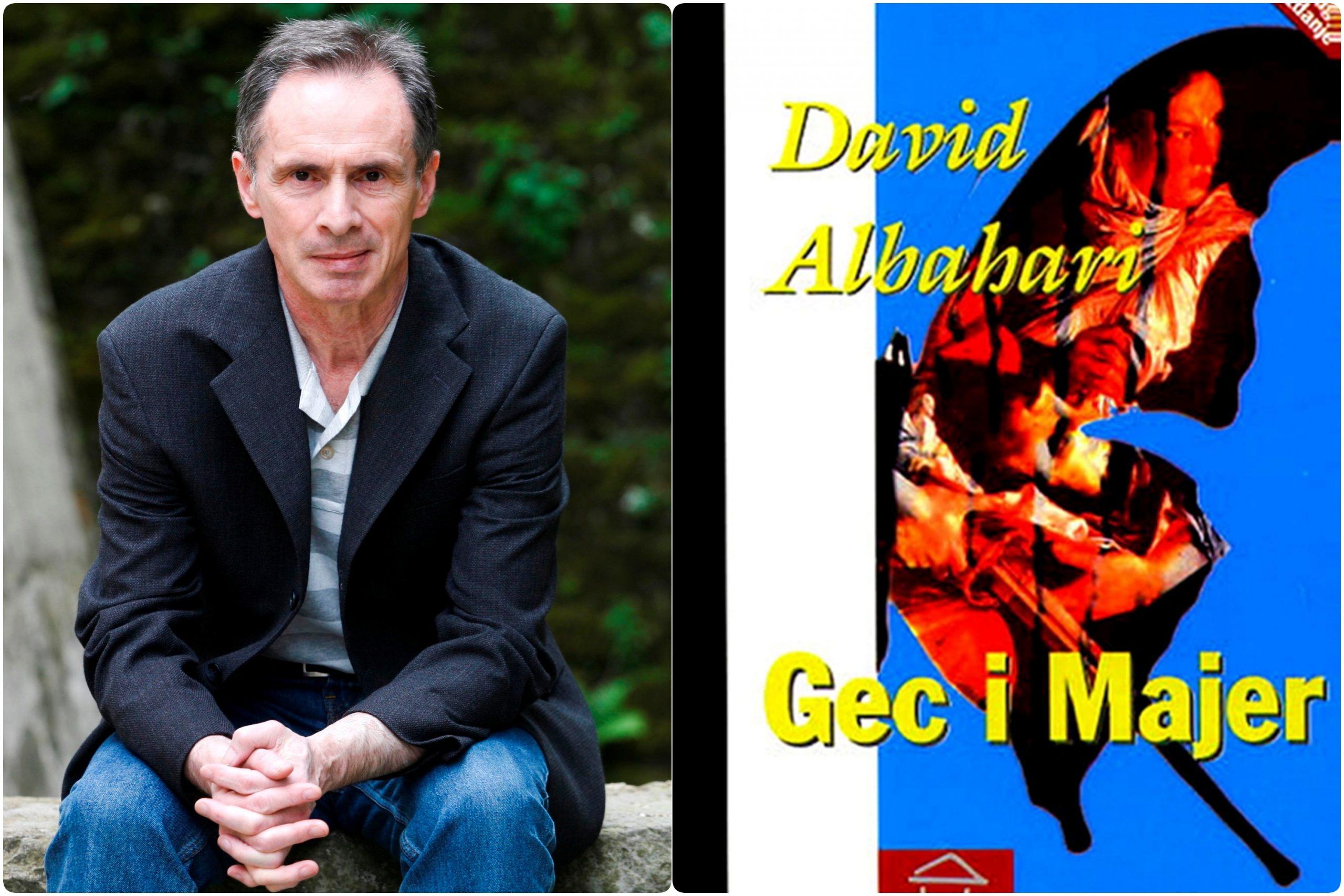 David Albahari Gec i Majer