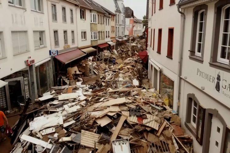 Nemačka Poplave