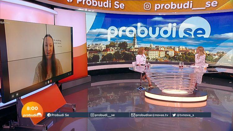 Aleksandra Mikata, Karolina Herbut Probudi se