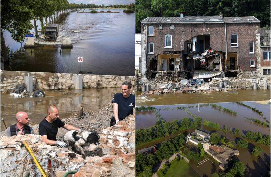 Holandija poplave