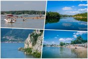 najlepše plaže srbije