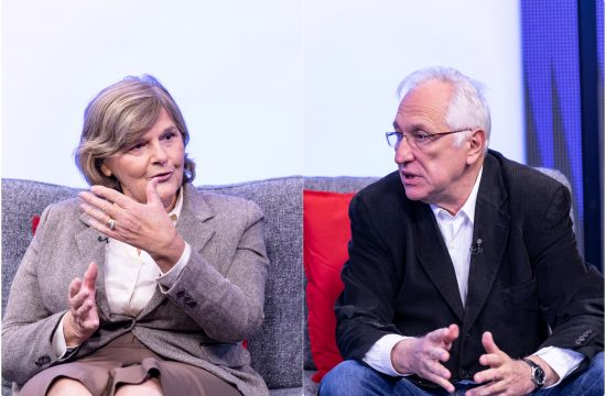 Branka Latinovic i Ivan Vujacic
