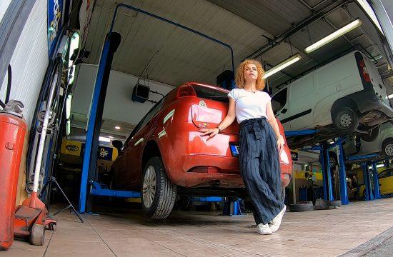 Priprema automobila za tehnički pregled