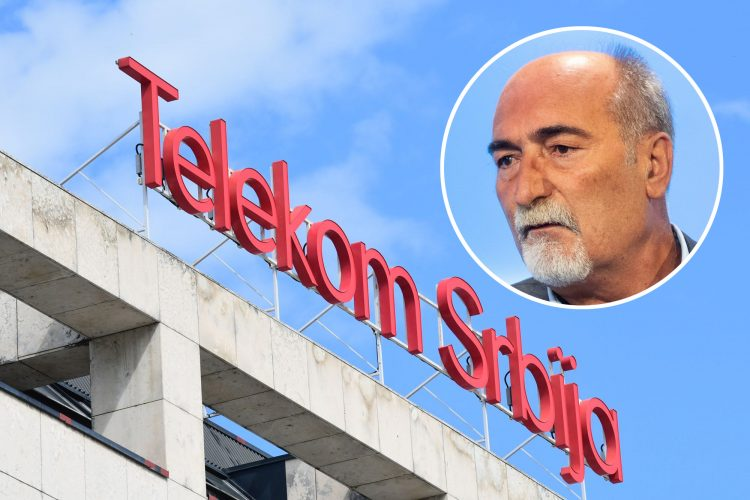Milan Ćulibrk i Telekom. Foto: Goran Srdanov/Nova.rs, Ivan Dinić/Nova S