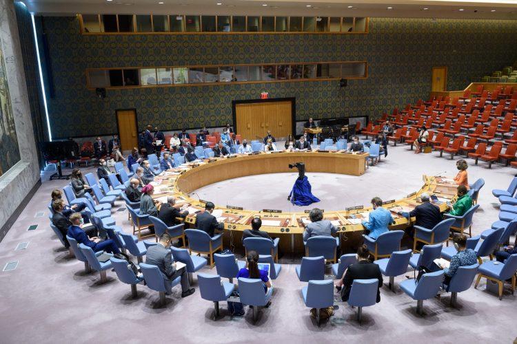 Sednica bezbednosti UN