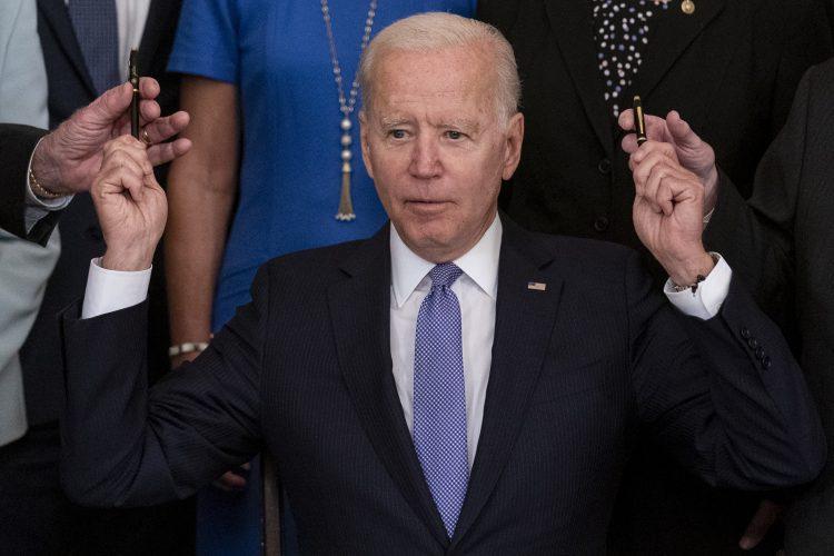 Joe Biden Dzo Bajden