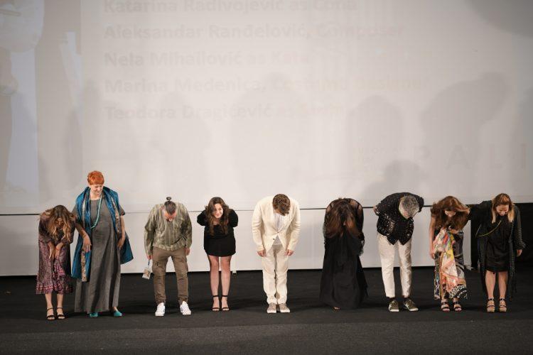 Festival evropskog filma Palic Ekipa filma Necista krv greh predaka
