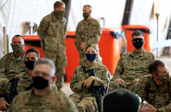 SAD trupe Irak