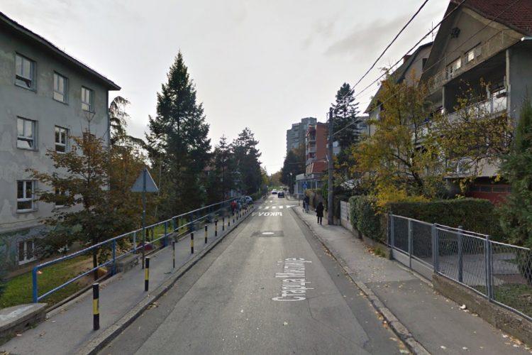Ulica Starca Milije Rakovica