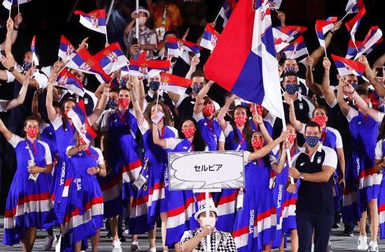 Raspored srpskih olimpijaca za subotu