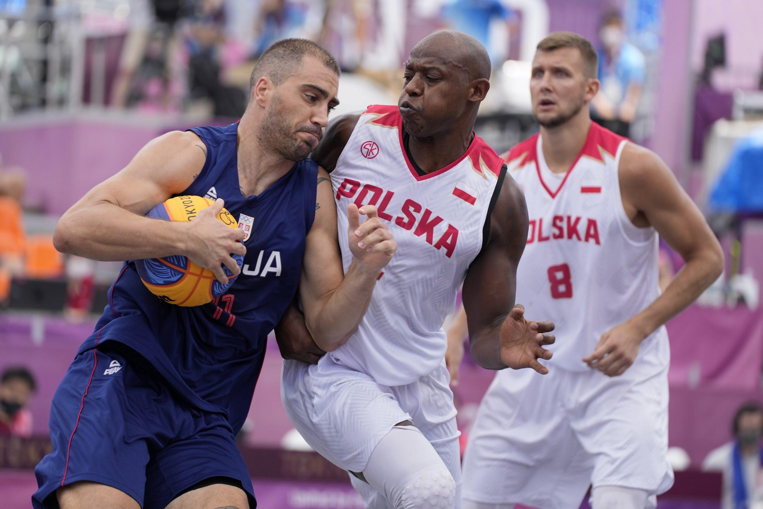 Srbija basket 3x3 basketaši Srbije