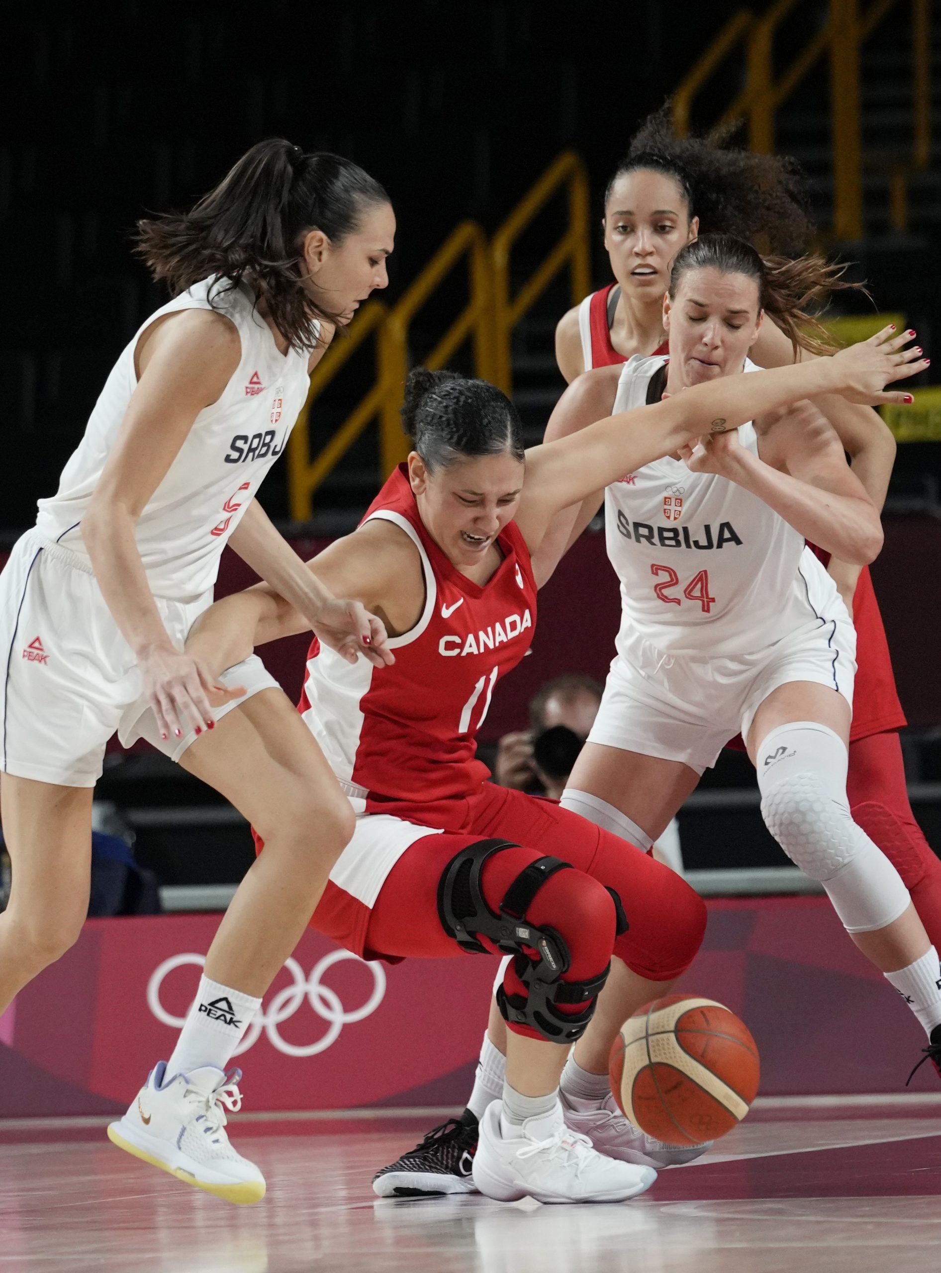 Ženska košarkaška reprezentacija Srbije,