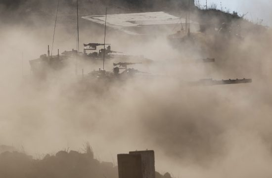 Izrael vezba vojska
