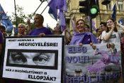 Madjarska protest