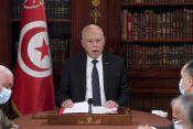 Predsednik Tunisa Kais Said