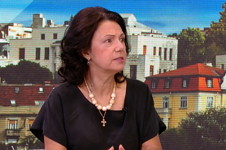 Sanda Rašković Ivić, Printscreen/Nova S