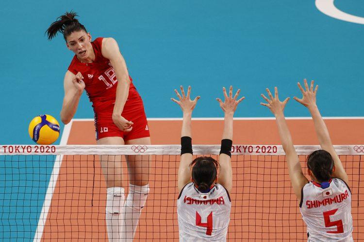 Tijana Bošković 34 poena za istoriju