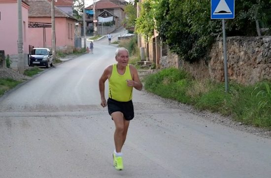 Deda maratonac