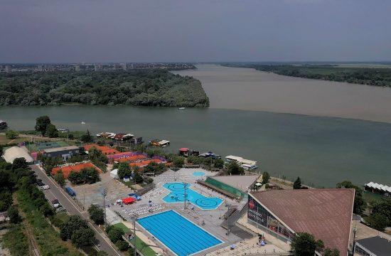 Ušće Save u Dunav