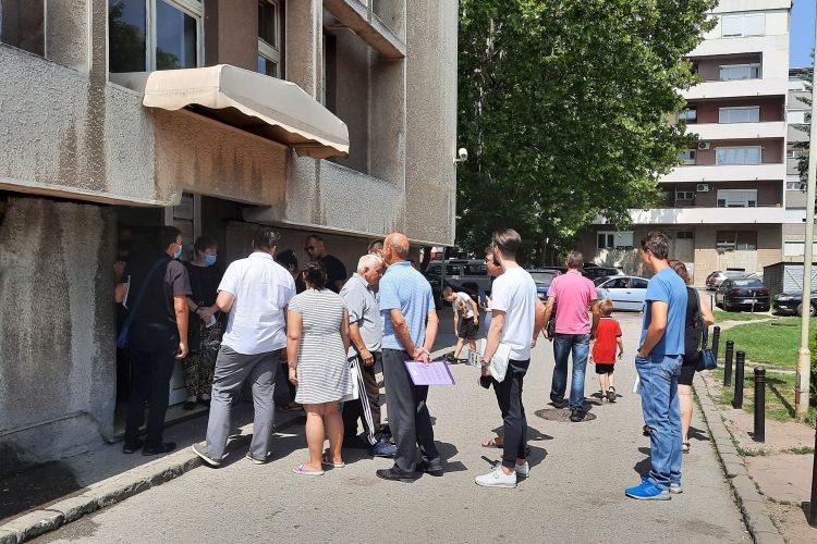 Red za pasoše Kragujevac. Foto: Aleksandra Petrović/Nova.rs