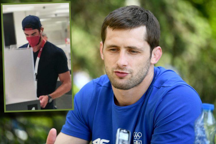 Majkl Felps i Aleksandar Kukolj
