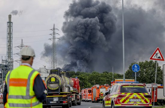 Nemacka Leverkuzen eksplozija