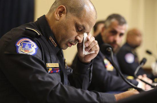Policajci svedočili o opsadi Kapitola