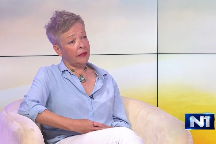 novinarka Tamara Spaić