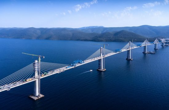 Pelješki most Pelješac
