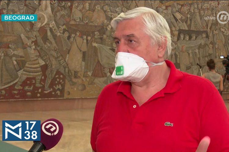 Krizni stab odluka Branislav Tiodorovic