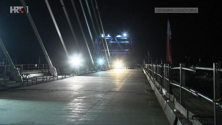 Peljeski most spajanje Peljesac