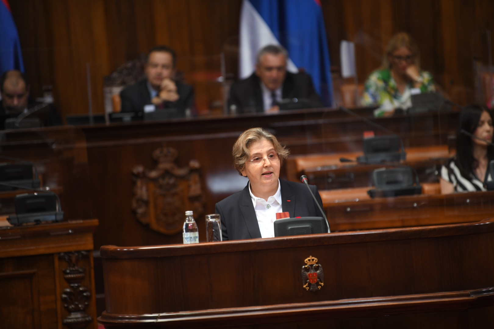 Skupstina Srbije Zagorka Dolovac