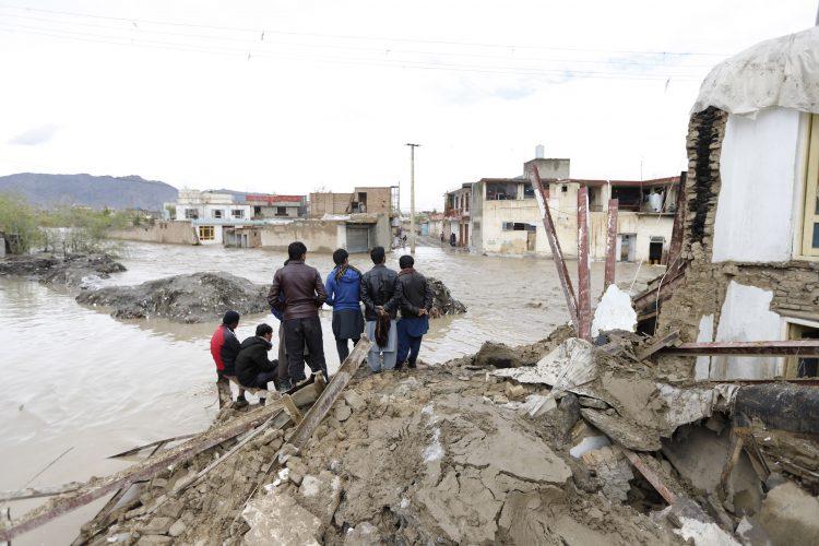 Avganistan poplava